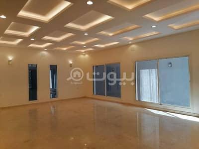 فیلا 6 غرف نوم للبيع في الرياض، منطقة الرياض - للبيع فيلتين بمصعد و سطح بحي القيروان، شمال الرياض