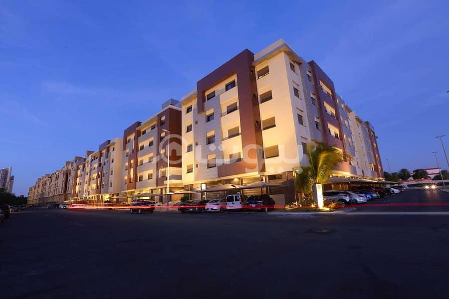 Luxurious studio apartment for rent near the seashore Al Shati, North Jeddah