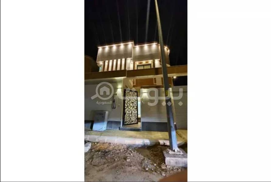 فيلا للإيجار في حي مشارف الحزم، غرب الرياض