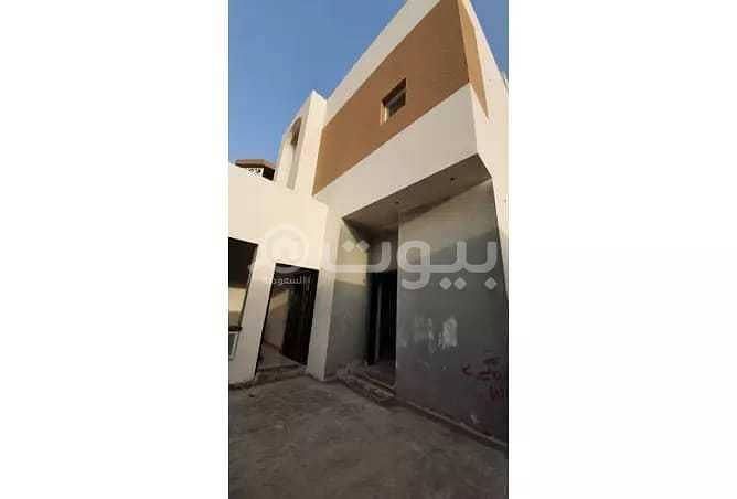 For sale villa in an apartment in Dana Al-Yasmin, north of Riyadh