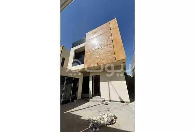 Luxury Villa For Sale In Al Yasmin, North Riyadh