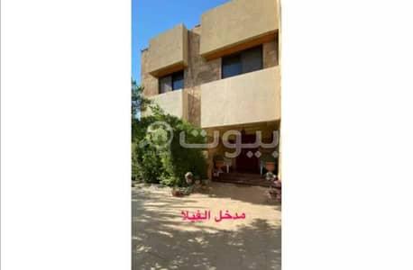3 Bedroom Villa for Rent in Riyadh, Riyadh Region - Villa for rent in Al Sulimaniyah district, north of Riyadh