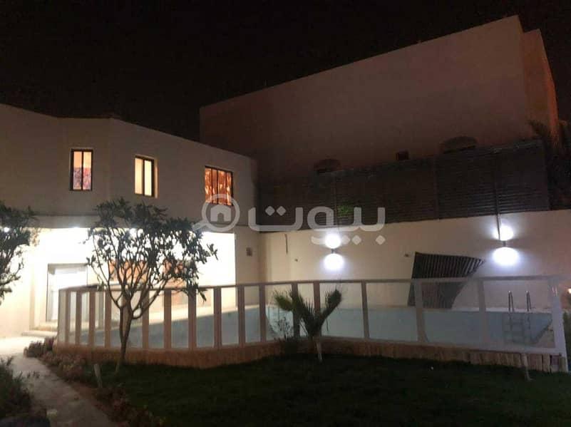 Custom Build Villa For Sale In Al Rabi, North Riyadh