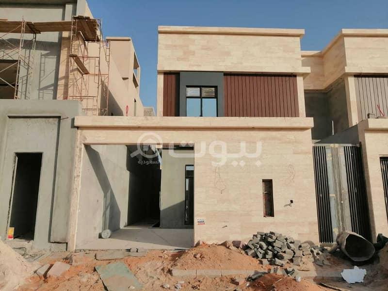 فيلا للبيع في حي الملقا شمال الرياض