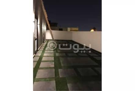 4 Bedroom Villa for Rent in Jeddah, Western Region - Roof Villa | 300 SQM for rent in Al Zahraa District, North of Jeddah
