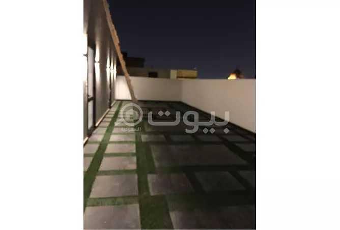 Roof Villa | 300 SQM for rent in Al Zahraa District, North of Jeddah