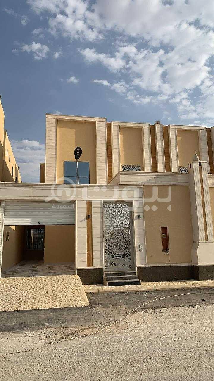Luxury Duplex Villa for sale in Al Mousa, West of Riyadh