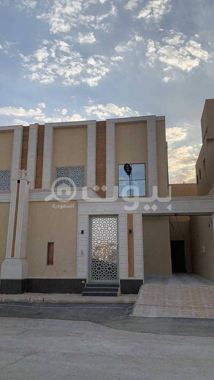 Villa staircase hall for sale in Al Mousa, Tuwaiq, West Riyadh
