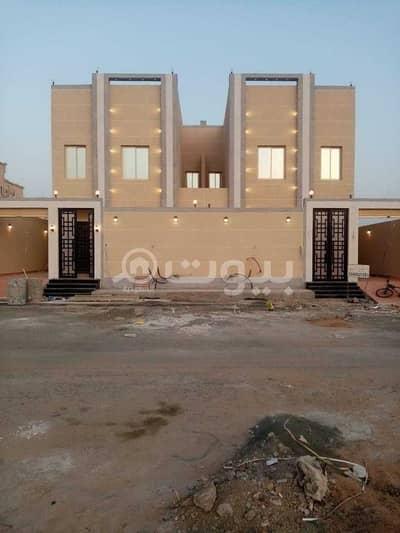 فیلا 4 غرف نوم للبيع في جدة، المنطقة الغربية - فيلا دورين للبيع في مخطط الوفاء، شمال جدة