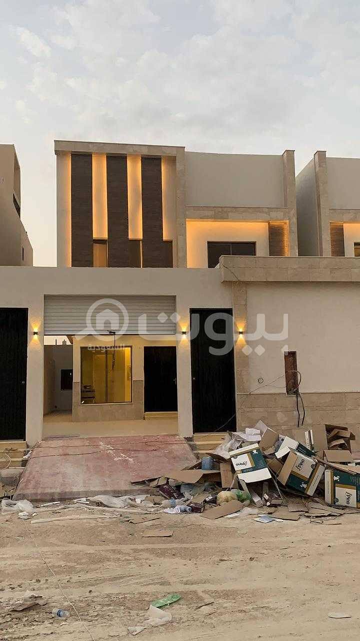 Duplex villa for sale in Al Mousa district Tuwaiq, west Riyadh