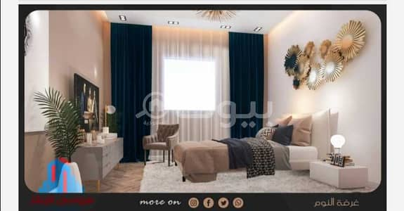 3 Bedroom Apartment for Sale in Jeddah, Western Region - Apartments under construction for sale in Al Nuzhah District, North of Jeddah