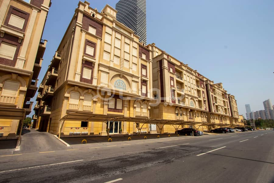 Apartment for rent in Al Shati, North Jeddah