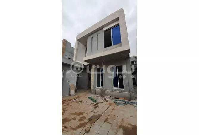 Villa 400 SQM For sale in Al Yasmin district, north of Riyadh