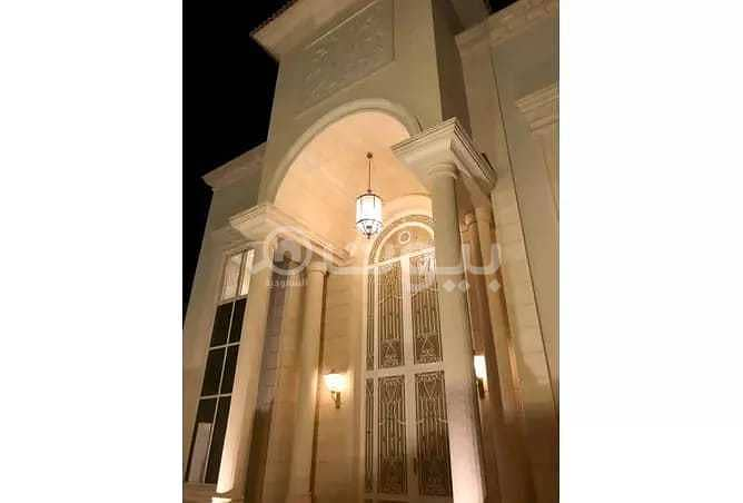 قصر فاخر للبيع في الملقا، شمال الرياض