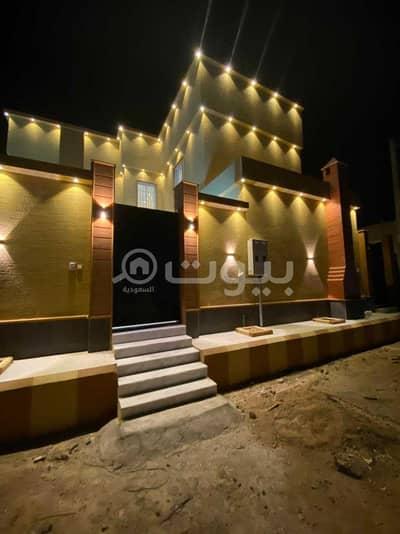 فیلا 6 غرف نوم للبيع في الدوادمي، منطقة الرياض - فيلا دورين للبيع في حي الخالدية، الدوادمي