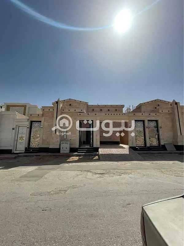 Luxury villa for sale in Tuwaiq, West Riyadh