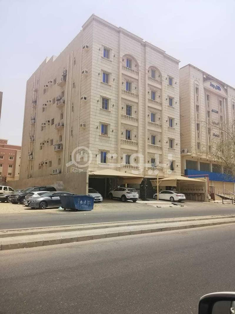 عمارة سكنية للبيع في المروة، شمال جدة