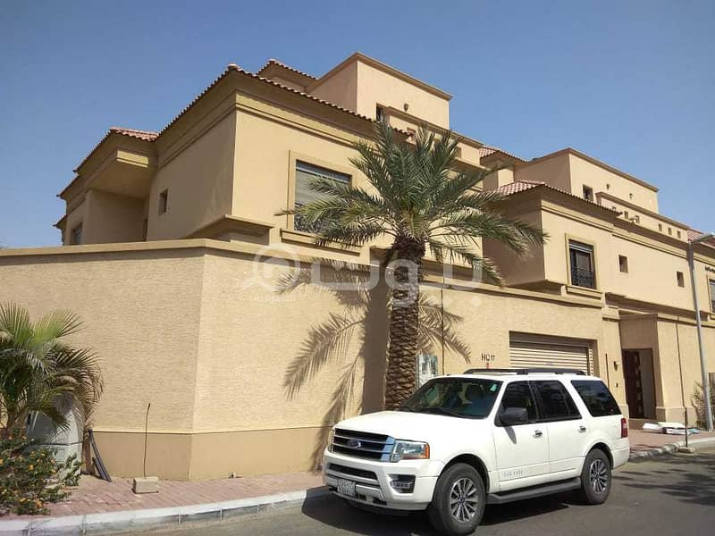 For Rent A Residential Or Administrative Villa In Al Andalus, North Jeddah