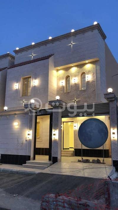 6 Bedroom Villa for Sale in Jeddah, Western Region - For Sale Villa With A Pool In Al Salehiyah, North Jeddah