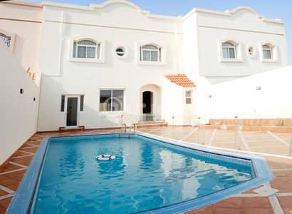 فیلا 4 غرف نوم للايجار في جدة، المنطقة الغربية - فيلا مع مسبح للإيجار اليومي في ذهبان، شمال جدة