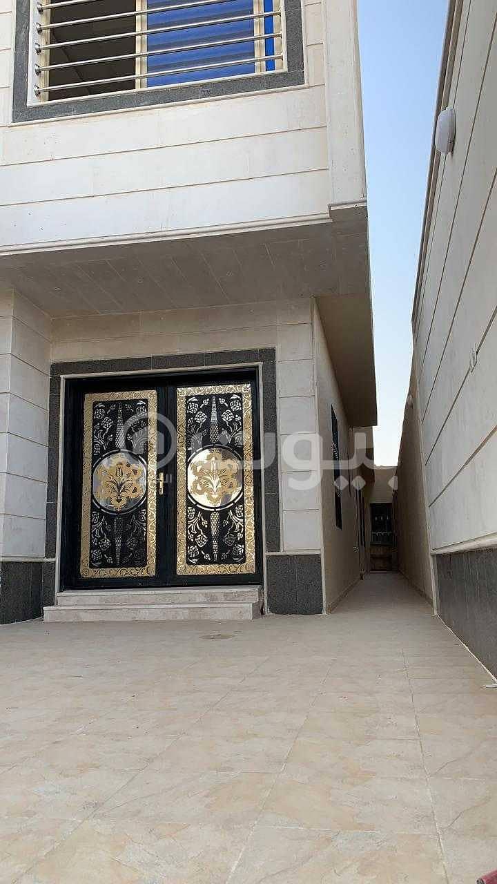 Distinctive villa for sale in Al Mousa Tuwaiq neighborhood, west of Riyadh