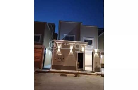 5 Bedroom Villa for Sale in Riyadh, Riyadh Region - Villa staircase hall and two apartments for sale in Al Sahafah district, north of Riyadh