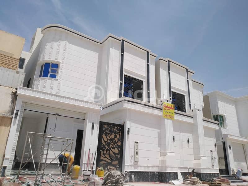 Two Connected Villas For Sale In Tuwaiq, West Riyadh