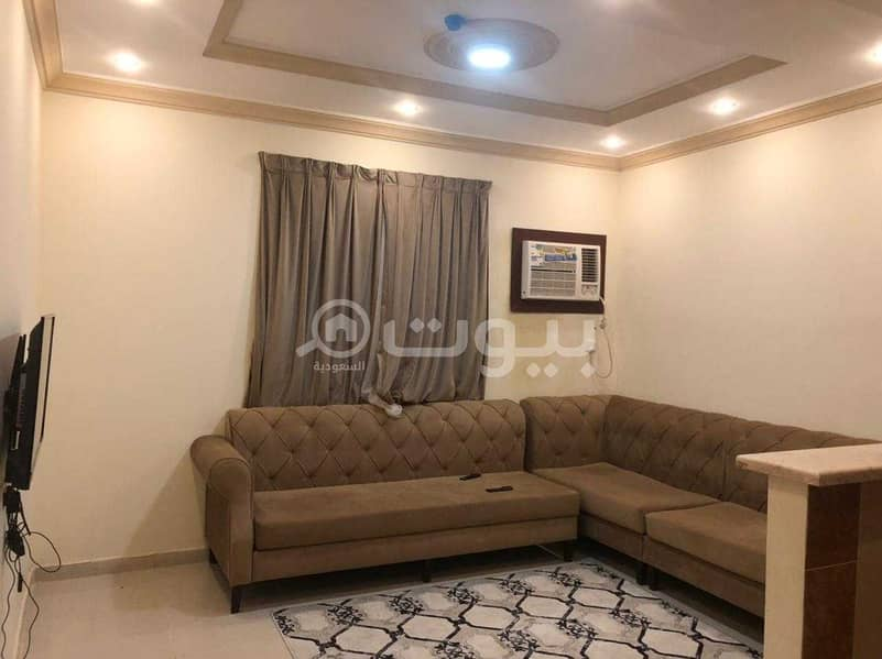 furnished apartment for rent in Al Salamah District, North of Jeddah