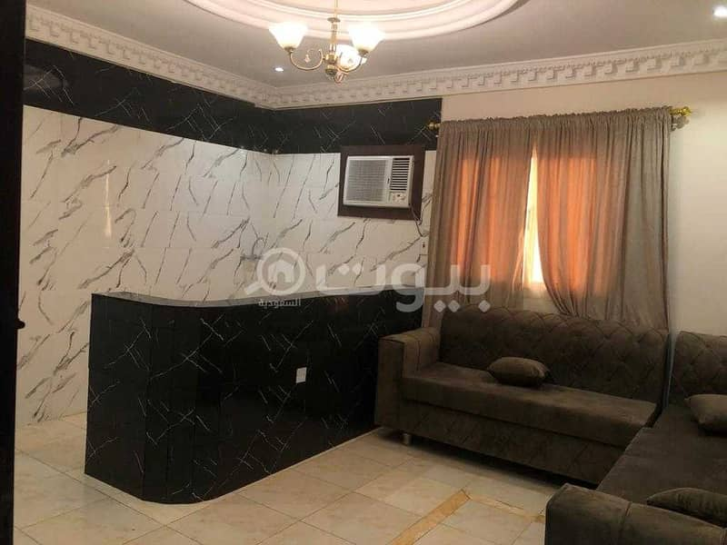 Furnished Apartment for monthly rent in Al Salamah, North of Jeddah