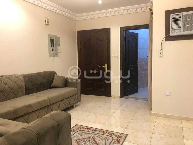 شقة للإيجار الشهري بموقع ممتاز في السلامة، شمال جدة