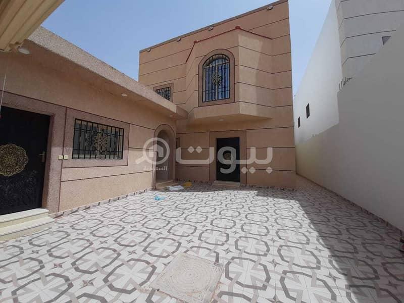 Duplex villa for sale in Al Suwayfilah, Hadri Al Bilad, Hail