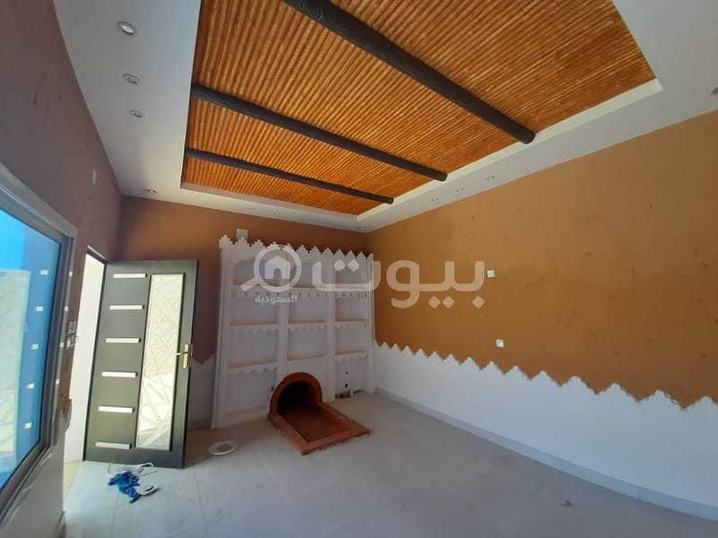 2 Duplex Villas for sale in Al Nafl District, Hail