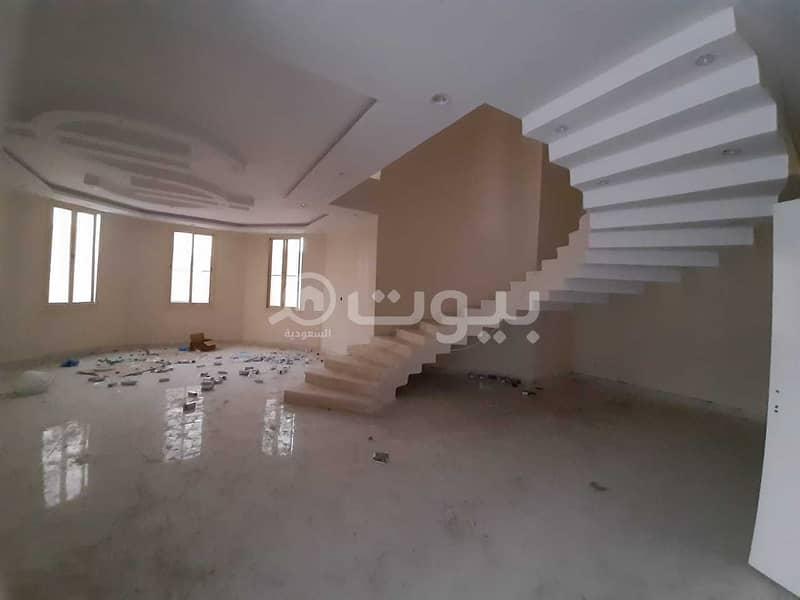 2 Duplex Villas   400 SQM for sale in Al Nafl District, Hail