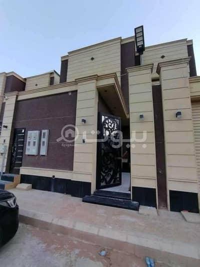 فیلا 5 غرف نوم للايجار في الرياض، منطقة الرياض - فيلا درج صالة للايجار في العارض، شمال الرياض