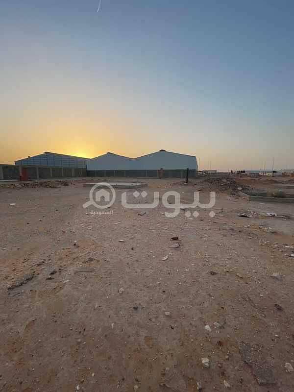 ارض تجارية للبيع بحي القادسية، شرق الرياض