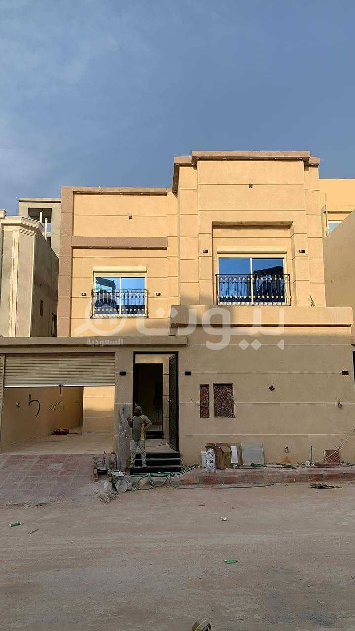 Villa | Close to the mosque for sale in Al Mousa, west of Riyadh