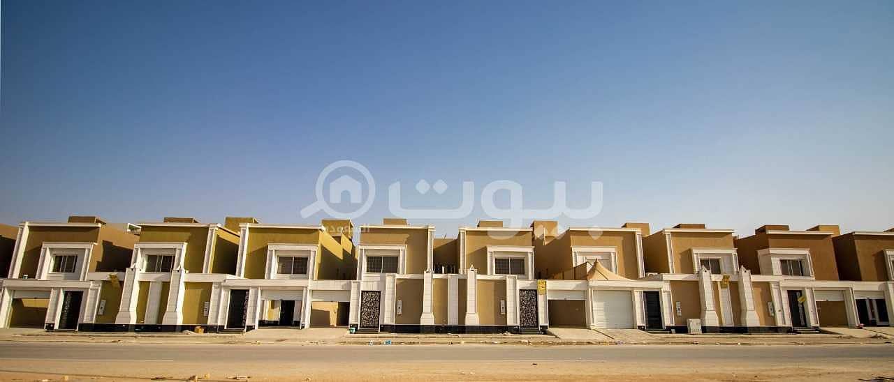 فيلا دوبلكس مودرن للبيع في حي عكاظ، جنوب الرياض