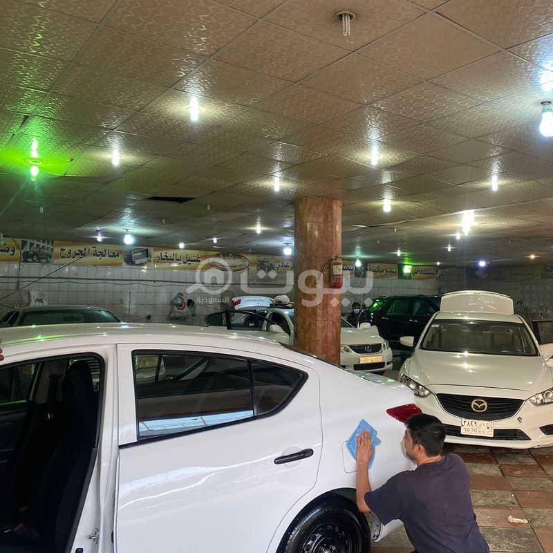 محل تلميع سيارات للبيع في حي النسيم الغربي، شرق الرياض