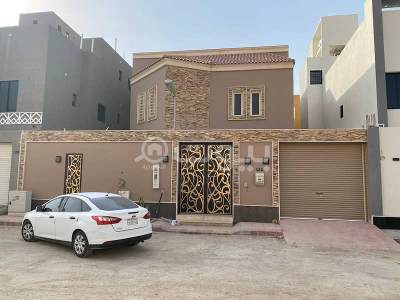 Luxury villa for sale in Al Narjis, North Riyadh