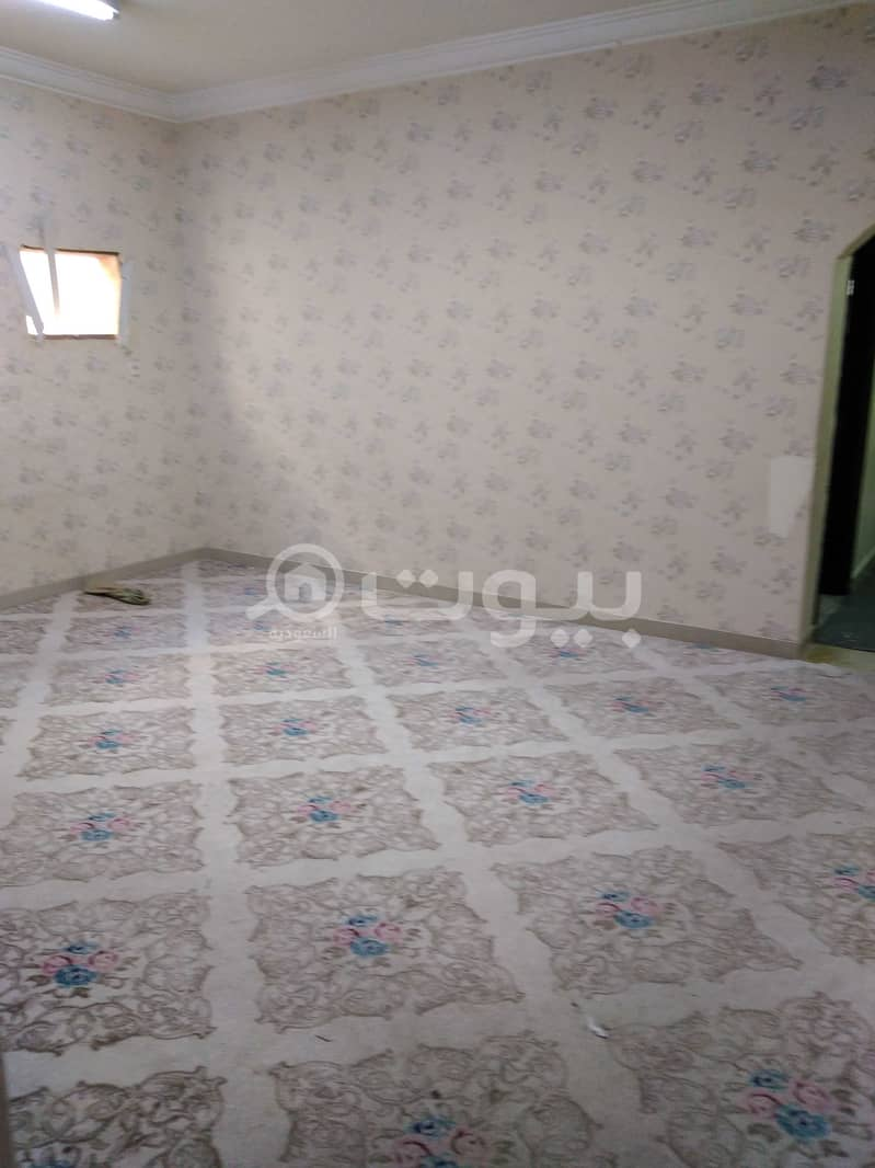 Family apartment for rent in Dhahrat Laban, West Riyadh