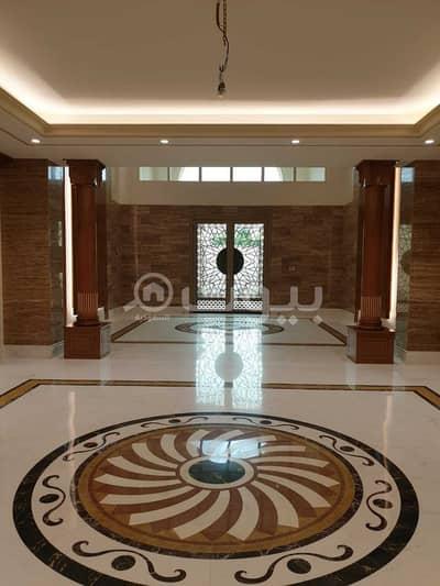 قصر  للبيع في الرياض، منطقة الرياض - قصر فاخر | 2400م2 للبيع في حي النخيل الشرقي، شمال الرياض