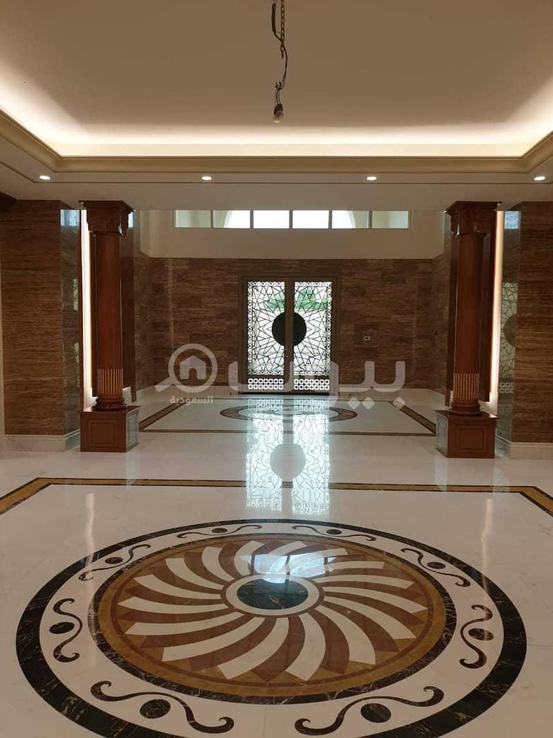 قصر فاخر | 2400م2 للبيع في حي النخيل الشرقي، شمال الرياض