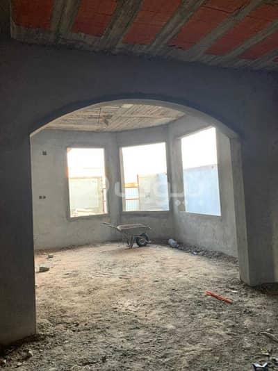 4 Bedroom Floor for Sale in Hail, Hail Region - under construction Floor for sale in Al zahra district, Hail