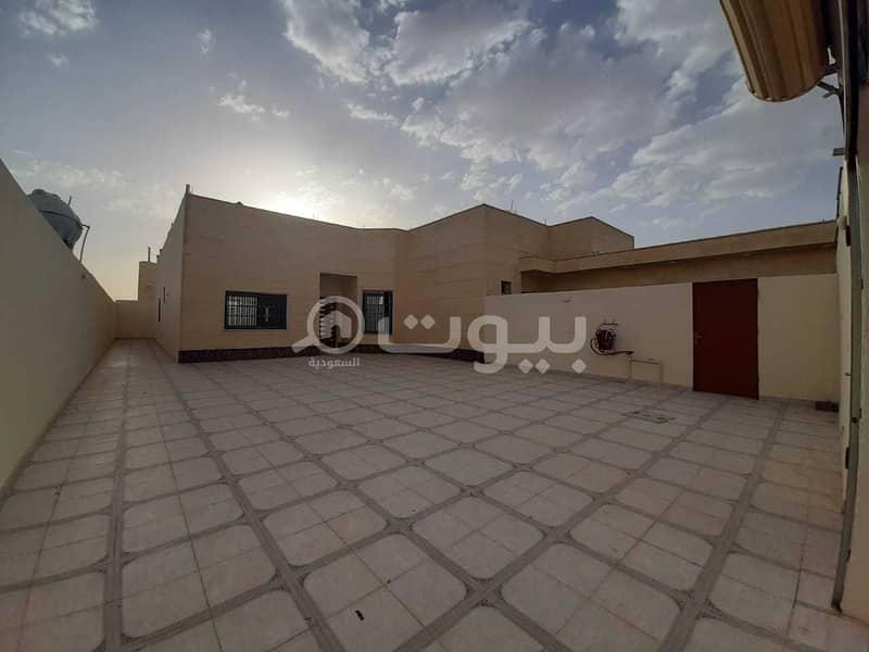 Floor For Sale In Al Madaen District Al Naqrah, Hail