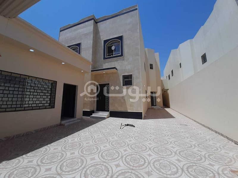 Duplex Villa For Sale In Al Wadi, Murefeq, Hail
