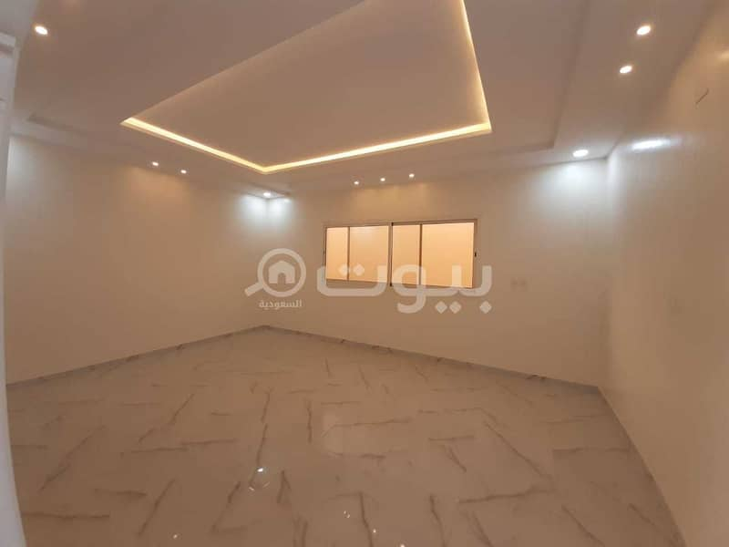Villa with internal stairs for sale in Al Zahra, Hail