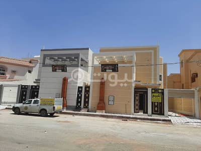 4 Bedroom Villa for Sale in Hail, Hail Region - Two duplex villas for sale in Al Zahra District, Hail