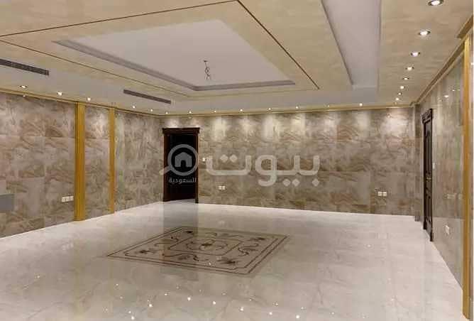 Super Lux families apartment for rent in Al Salamah, North Jeddah