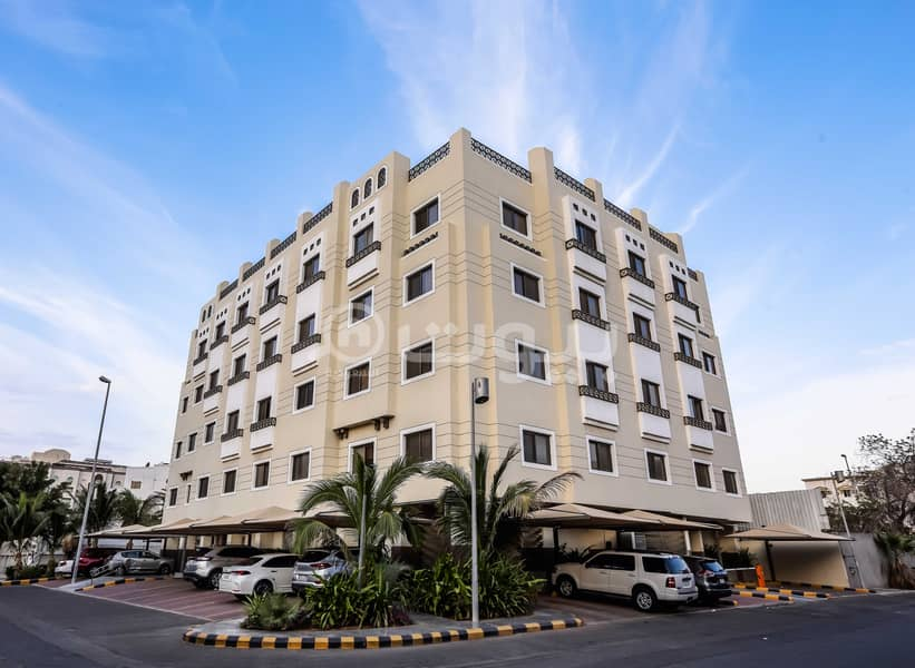 For Rent Luxury Apartment In Al Sharafeyah, North Jeddah