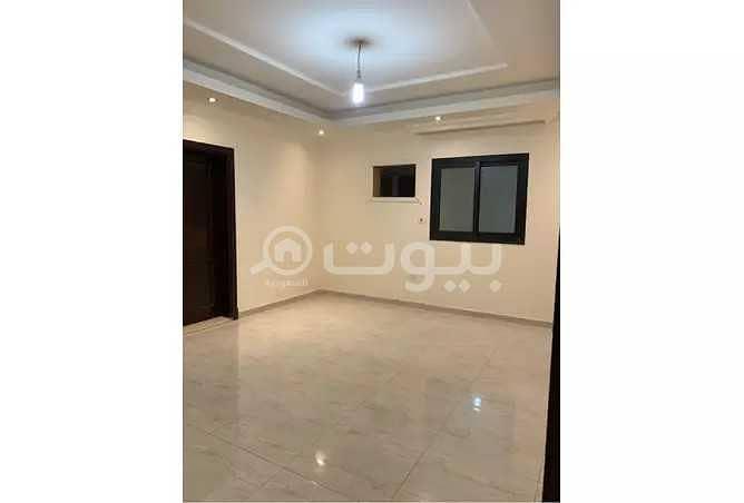 Roof Super Lux Apartment for rent in Al Salamah, North Jeddah